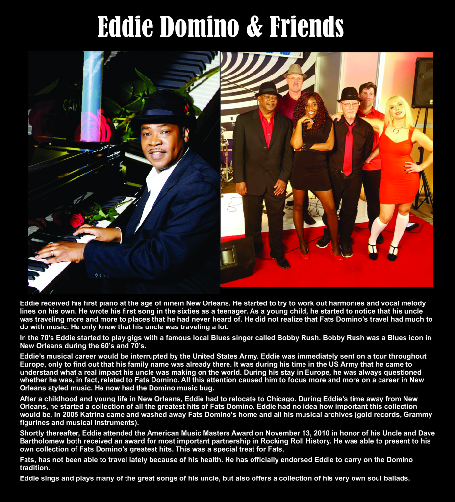 Eddie Domino & Friends